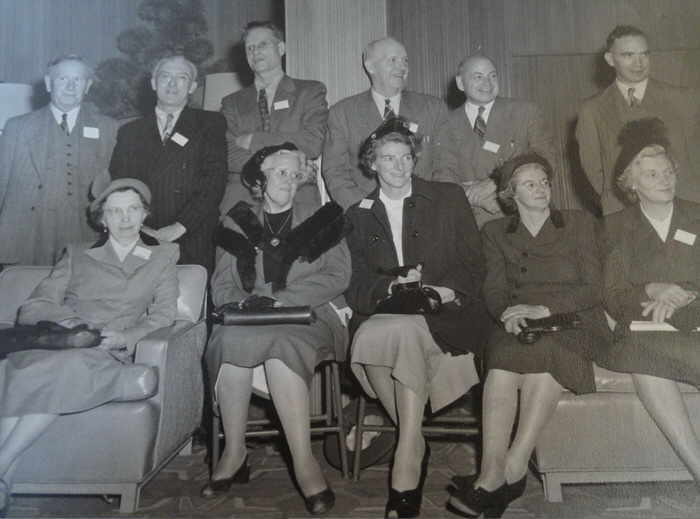 B.C. Municipalities convention 1948
