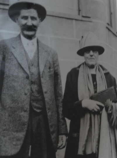 George and Mary Atchison