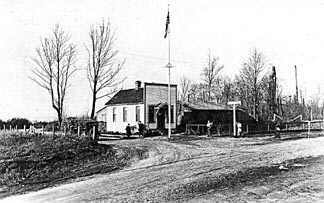 1908 Douglas Customs office