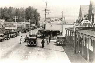 Pacific Customs 1920s