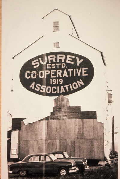Co-op sign 1919