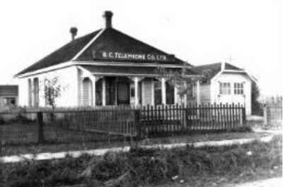 BC Telelphone office