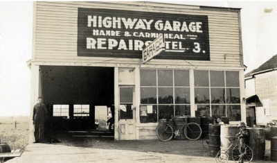 Highway Garage