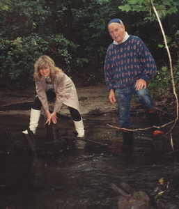 Diane and John in Bear Creek