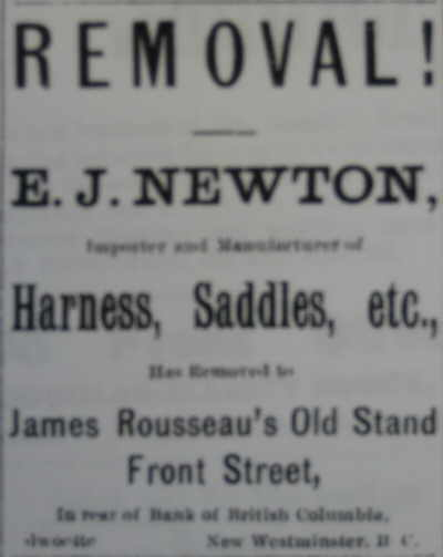 Advertisement of Stock removal