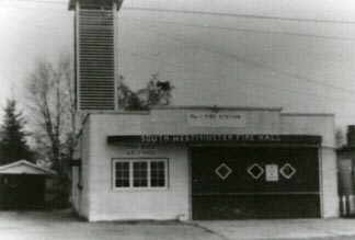 first South Westminster Fire Hall