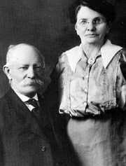 Henry and Margaret Thrift
