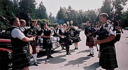 Legion pipers
