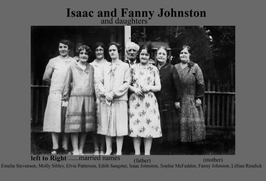 The Johnston girlls