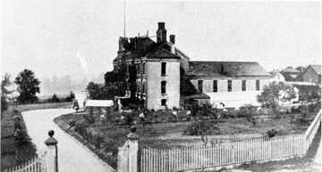 New Westminster Jail 1885