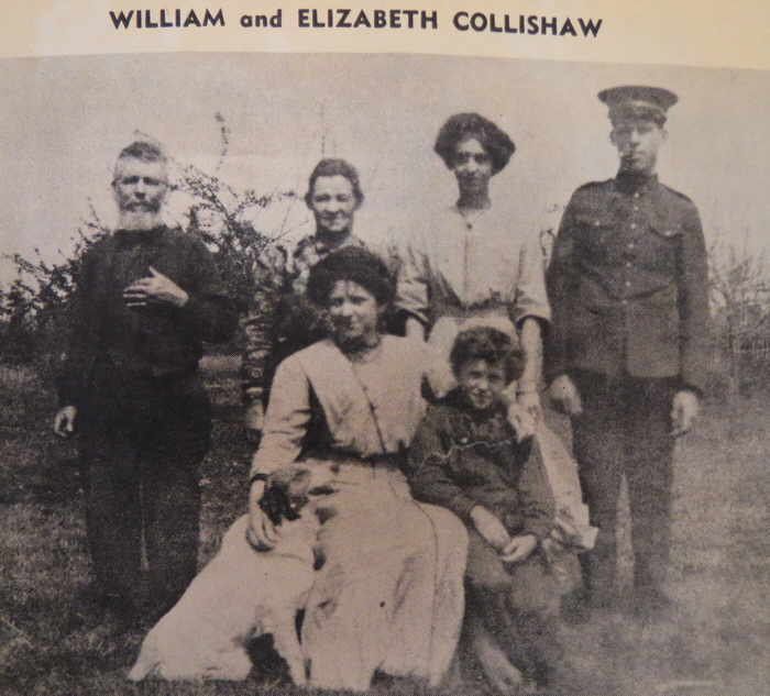 The William Collishaw Family
