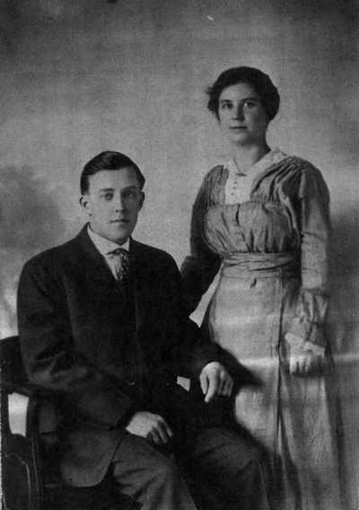 Walter and Kate Fallowfield