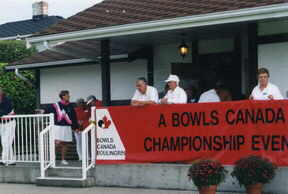 National Lawn Bowling Championships