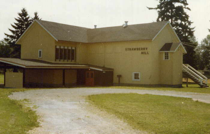 Strawberry Hill approx. 1982