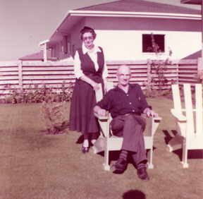 Bill and Hattie O'Brien