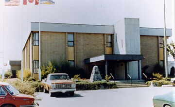 1973 Police Headquarters