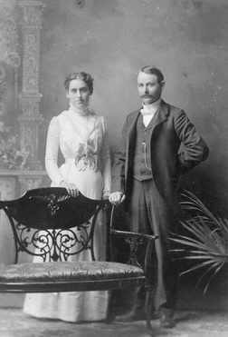Ethel and Henry Parr
