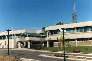 1990 RCMP office