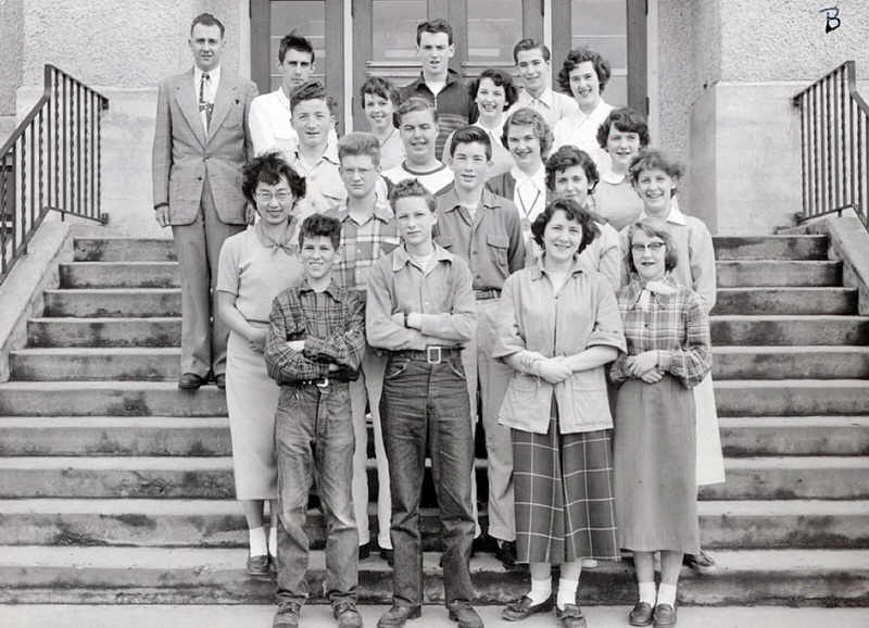 Student Council 1952–53