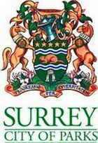 The new Surrey Logo
