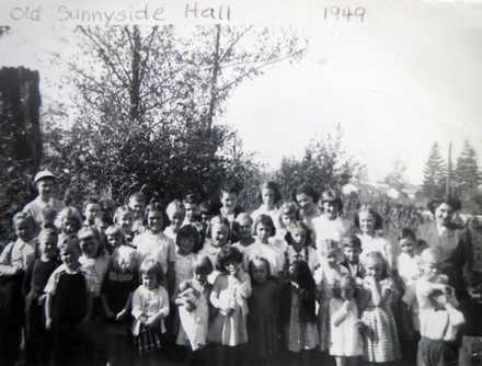 Sunnyside Hall congregation