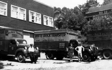 The White Rock Transfer Depot